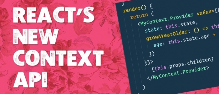 New React Context API